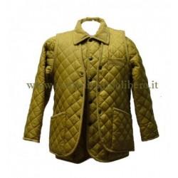 Guscio pettorale lana
