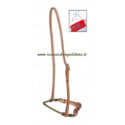 Cavezza in corda con lunghina