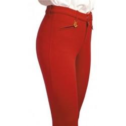 Pantalone Daslo donna bicolore
